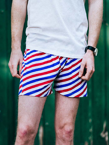 Barbershop Boxer Shorts