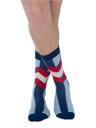 Accordion Sock (8-11)
