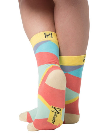 Diagonal Sock (4-7)