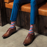 Barbershop Sock (4-7)