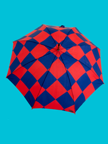 Checkerboard Umbrella