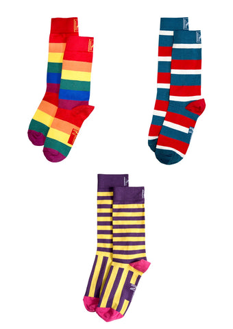 Stripe Bundle (Size 8-11)