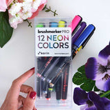 Review Rotuladores Karin Brushmarker Pro NEON