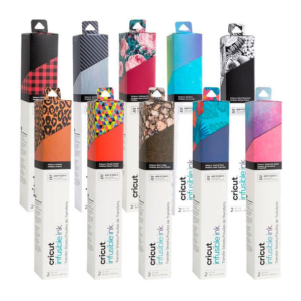 Hojas Infusible Ink