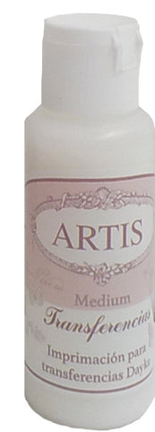 Medium Transferencias 60ml ARTIS Dayka