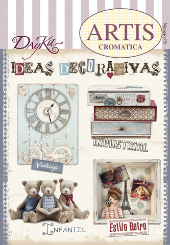 Revista Artis Nº 19 Ideas Decorativas