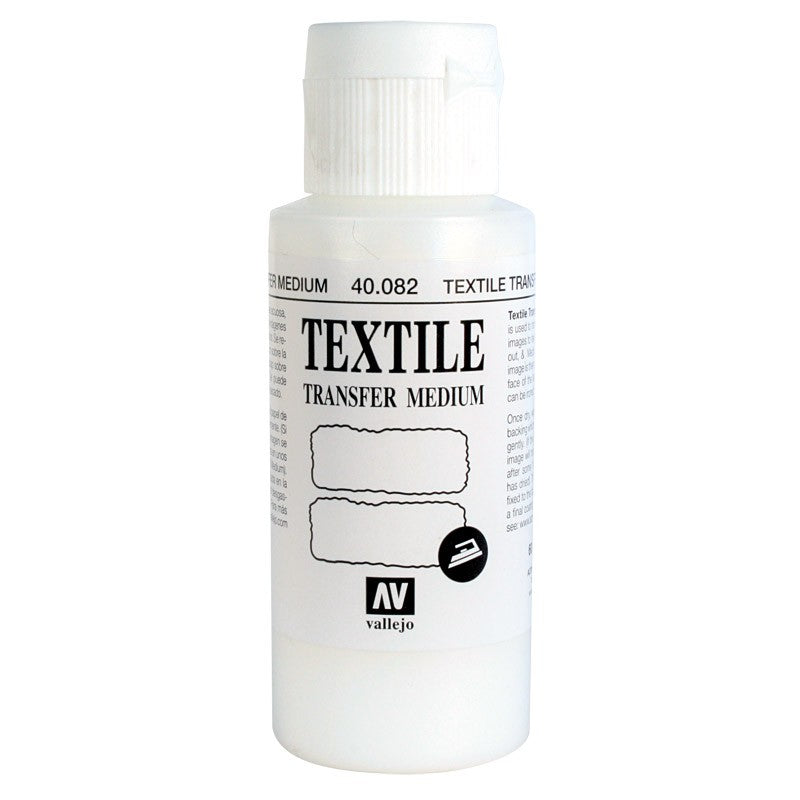 Transfer Textil Medium 200ml Vallejo