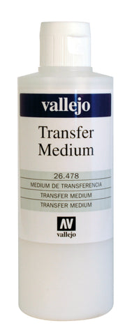 Transfer Medium 500ml Vallejo