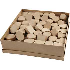 Mini Boxes, 4-6Cm, H: 3Cm, 1 Pcs