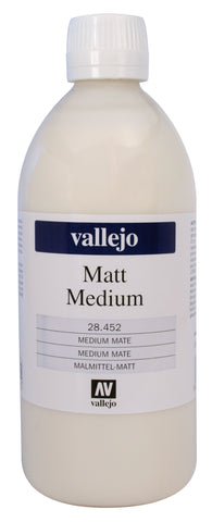 Medium Mate 500Ml