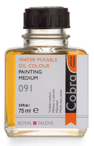 Oleo Cobra Wmo Medio Pintar 75Ml