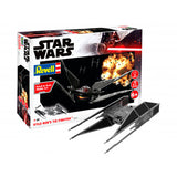 Maqueta Star Wars KyloRens Tie Fighter Revell
