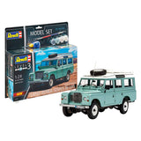 Kit Maqueta Coche Land Rover Serie III Revell