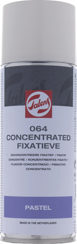 Fijador Conc. Talens Spray 400Ml
