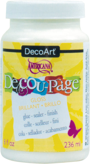 Cola Decoupage Decoart 240Cc Ds101 Brillo