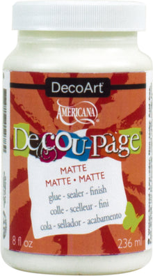 Cola Decoupage Decoart 240Cc Ds106 Mate