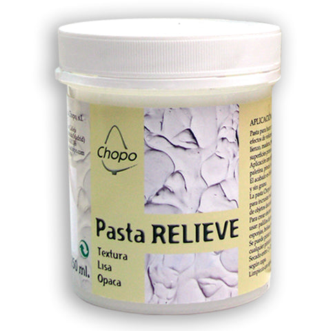 Pasta Relieve Chopo 250Cc