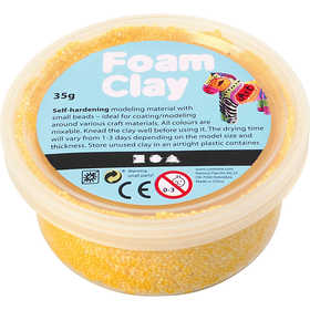 Foam Clay®, 35Gr, Amarillo
