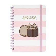 Agenda Escolar 2019/2020 A5 Pusheen Rose Collection