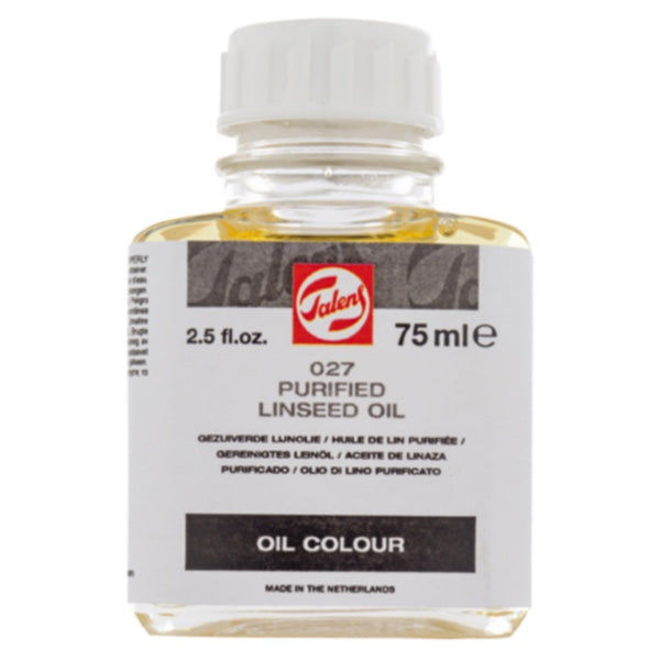Aceite Linaza Purificado 75ml Talens