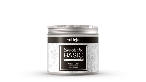Pasta Textura Negra Carrotcake BASIC 200ml Vallejo