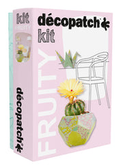 Kit Décopatch FRUITY