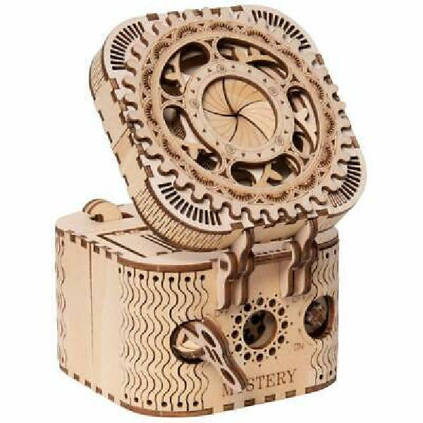 Treasure Box de Madera Robotime