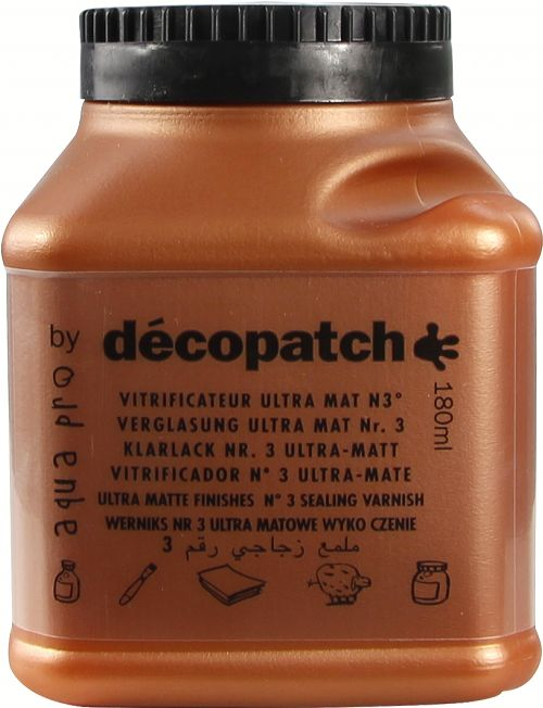 Barniz Ultra Mate 180ml Décopatch