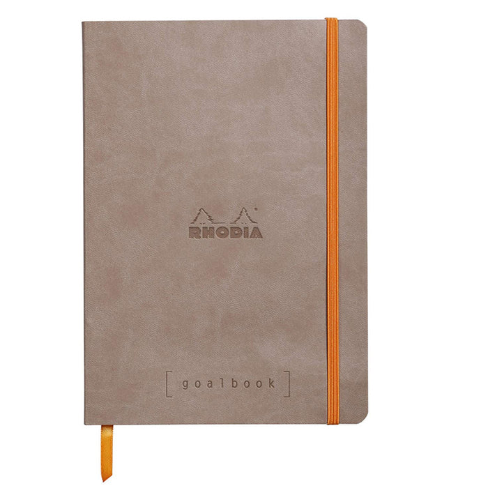 Cuaderno Bullet Journal Marrón Claro A5 Rhodia