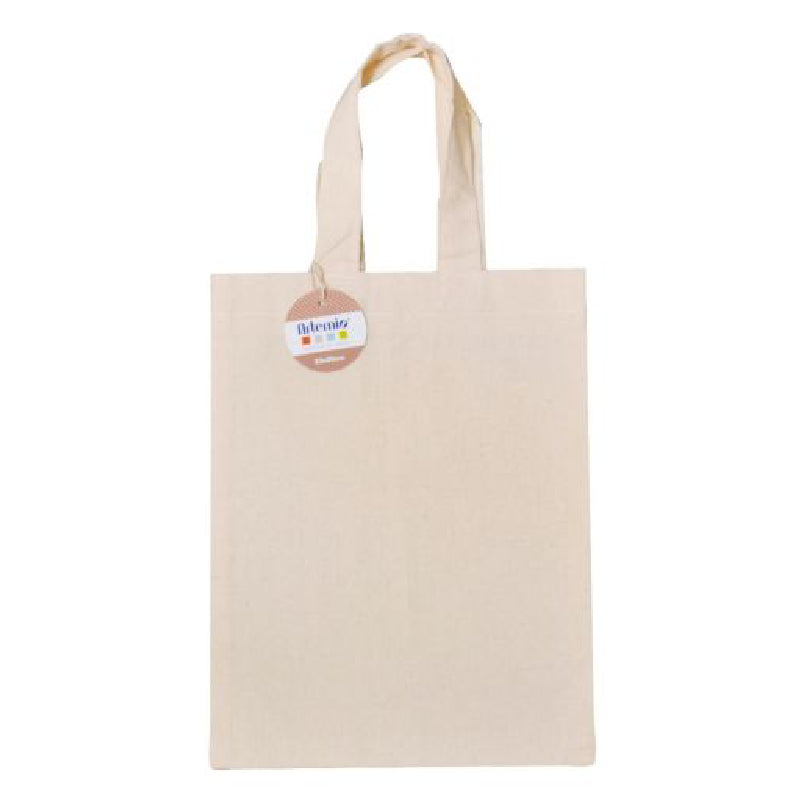 Tote Bag de Tela Customizable 23x30cm Artemio