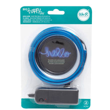 Cable Luz Neón Azul para Big Happy Jig We R Memory Keepers