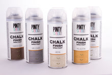 Chalk Paint en Spray 520cc Pintyplus 6+1 GRATIS