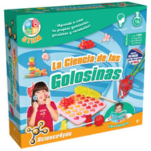 La Ciencia de las Golosinas Science4you