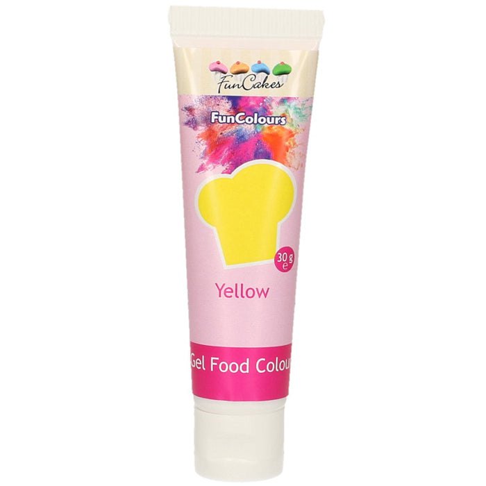 Colorante en Gel Concent Funcolours 30gr Funcakes