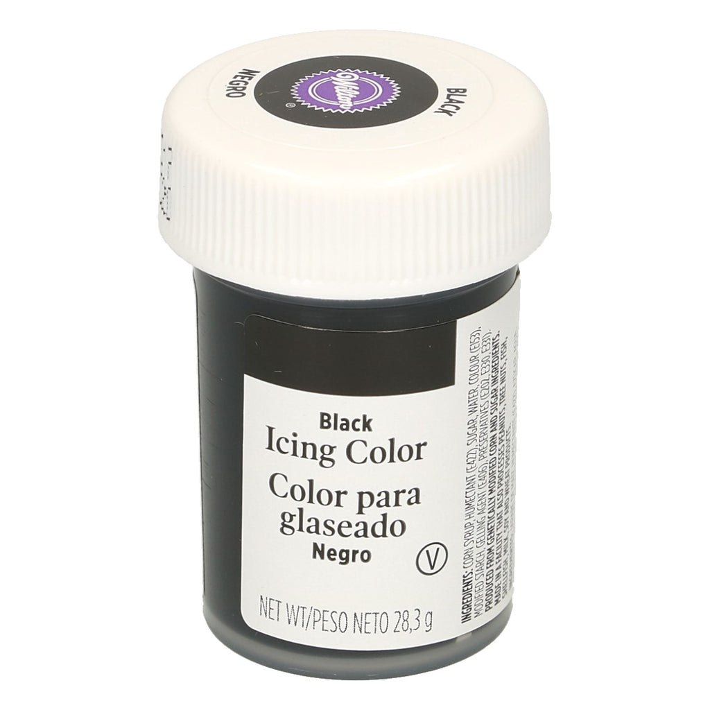 Colorante en Gel Negro 28gr Wilton