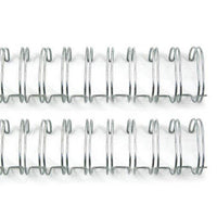 Espiral para Cinch Color Plata We R Memory Keepers