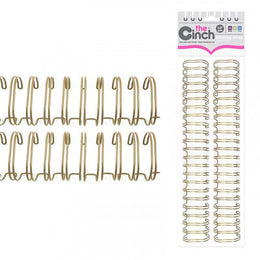 Espiral para Cinch Color Oro We R Memory Keepers