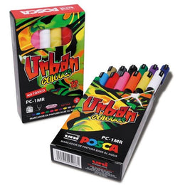 Estuche 12 Rotuladores Posca Urban Colours PC-1MR