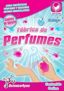 Fábrica de Perfumes 'Ciencia de Bolsillo' de Science4you