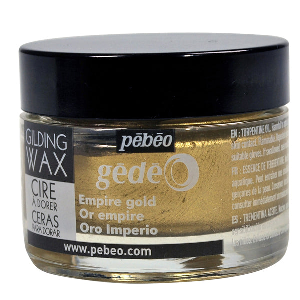 Cera Oro Imperio Gedeo 30ml Pebeo