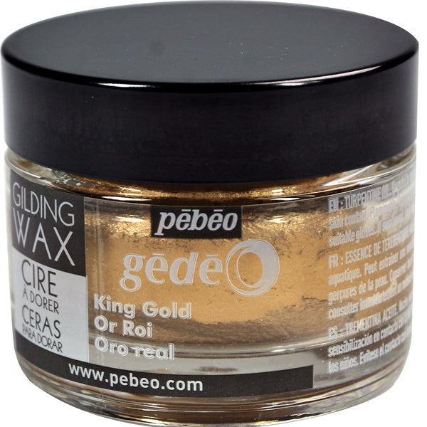 Cera Oro Real Gedeo 30ml Pebeo