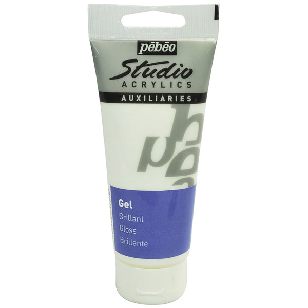 Gel Brillante Acrílico 100ml Pebeo
