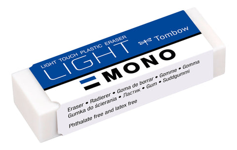 Goma de Borrar 13gr Tombow Mono Light Touch