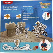 Kit Arena para Modelar Sandy Clay Crusaders