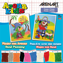 Set Arenas Kids 'Piratas' ARENART