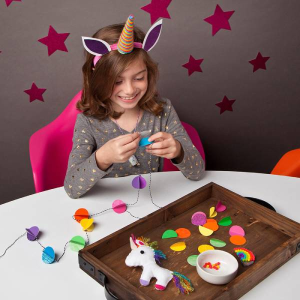 Kit Crea Unicornios Craft Tastic