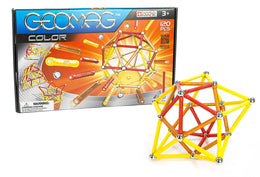 Kit Magnetismo Color GEOMAG 120 piezas