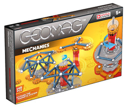 Kit Magnetismo Mechanics GEOMAG 146 piezas