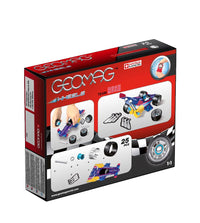 Kit Magnetismo Wheels Team Rush GEOMAG 25 piezas