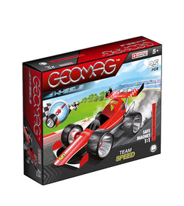 Kit Magnetismo Wheels Team Speed GEOMAG 25 piezas